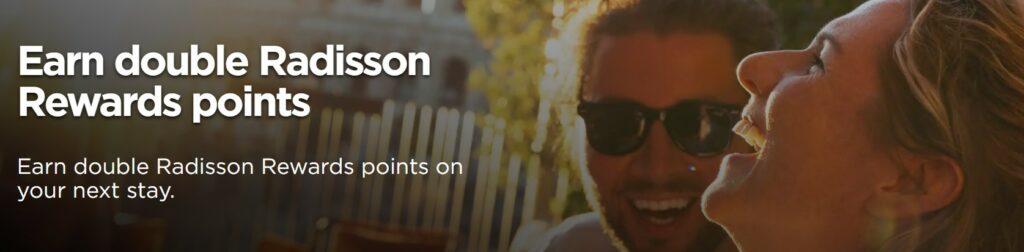 Новая промоакция Radisson Rewards