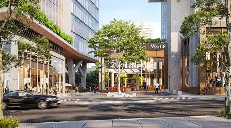 В Сан-Паулу будет новый Westin